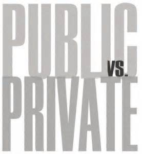 Public/Private Blog