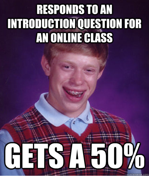 Teaching Online. Or, How I Love/Hate Moodle.