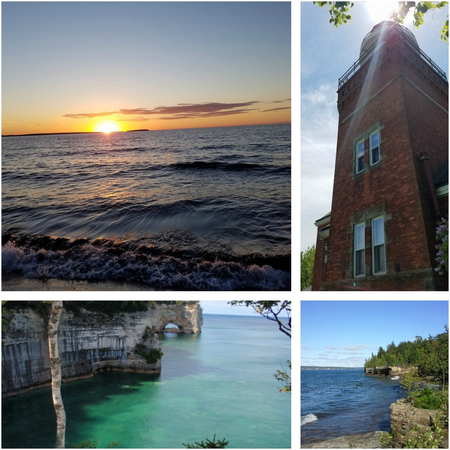 Seeing America, Part 3 – The Upper Peninsula of Michigan